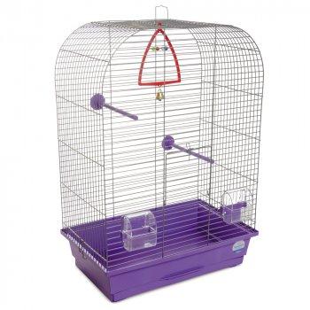 "Клетка для птиц ""Аурика ""сиреневый (4823082414901)"