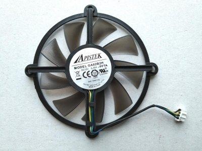 Вентилятор Apistek для видеокарты Zotac Palit GA82B2H (№52)