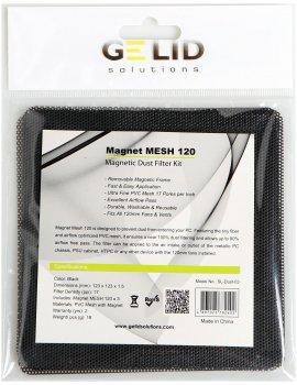 Комплект пилових фільтрів Gelid Magnet Mesh 120 Dust Filter KIT для 120 мм вентиляторів 3 шт. (SL-Dust-03)