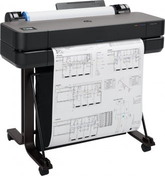 "HP DesignJet T630 24"" with Wi-Fi (5HB09A)"