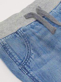 Штани для хлопчиків H&M ДМ002826 (08344391) колір блакитний