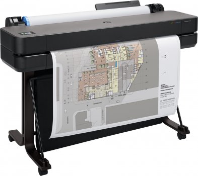 "HP DesignJet T630 36"" with Wi-Fi (5HB11A)"