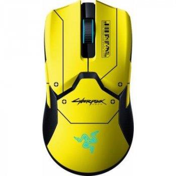 Мишка Razer Viper Ultimate Wireless Mouse Dock Cyberpunk 2077 Edition (RZ01-03050500-R3M1)