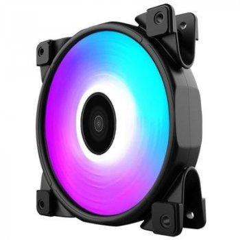 Кулер для корпусу PcСooler Halo FRGB 120mm