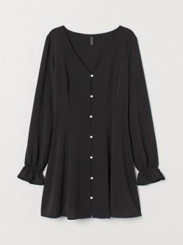 Плаття H&M 0845614-1 Чорне