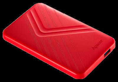 "Жорсткий диск Apacer AC236 2TB 5400rpm 8MB AP2TBAC236R-1 2.5"" USB 3.1 External Red"