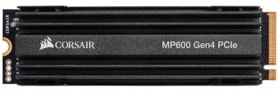 SSD-накопичувач Corsair Force Series MP600 M. 2 2280 PCIe 4.0 x4 3D TLC (CSSD-F1000GBMP600) (CSSD-F1000GBMP600)