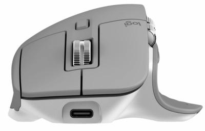 Миша Logitech MX Master 3 Advanced Wireless (L910-005695) Grey (6582105)