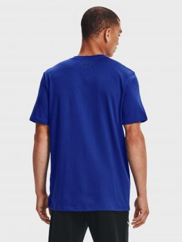 Футболка Under Armour Ua Fast Left Chest 2.0 Ss-Blu 1329584-400 Синя