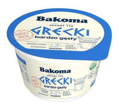 Йогурт Bakoma Греческий 180 г