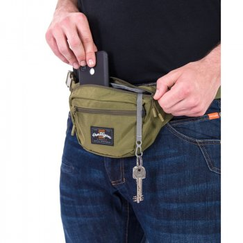 Поясная сумка Pentagon MINOR TRAVEL POUCH K17080 Койот (Coyote)