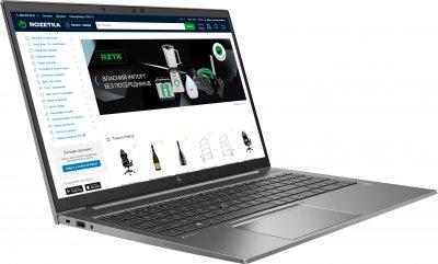 Ноутбук HP ZBook Firefly 15 G8 (1G3U7AV_V7) Silver