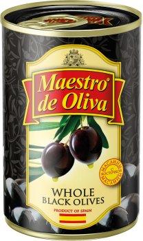 Маслины с косточкой Maestro de Oliva 420 г (8436024299038)