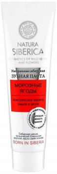 Паста зубная Natura Siberica Морозные ягоды Защита от кариеса 100 мл (4607174432697)