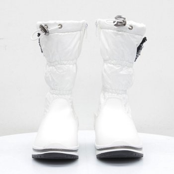 Сапоги Канарейка белые 51873