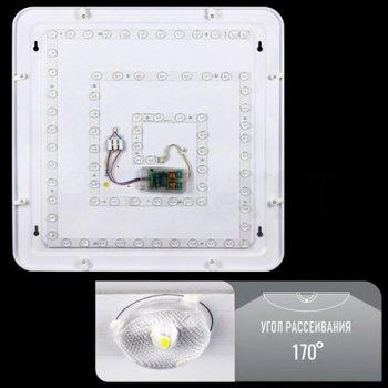 Світильник світлодіодний Biom SMART SML-S02-90 3000-6000K 90Вт з д/у