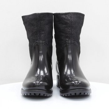 Резиновые сапоги Mida черные 50506