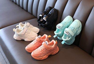 Кросівки для дівчинки 6254 DobraMAMA М'ятний
