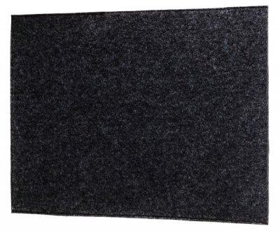 Шкіряний чохол Gmakin для Retina Macbook 12 (2015-2019) чорний (GM09-12) Black