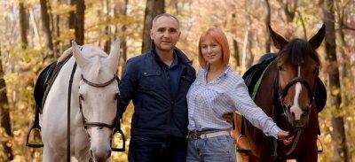 Подарунковий сертифікат на фотосесію з кіньми для двох