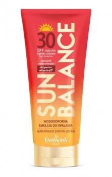 Farmona Sun Balance водостійке молочко для засмаги SPF 30 (150 мл)
