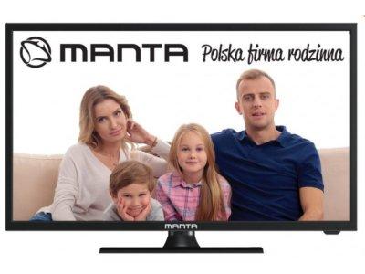 Телевізор MANTA 50LUN120D