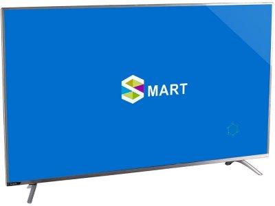 Телевізор BRAVIS UHD-55G7000 Smart