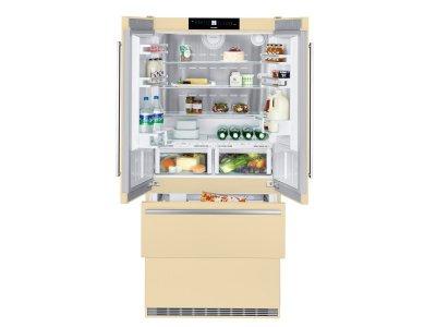 Холодильник Liebherr CBNbe 6256 бежевый