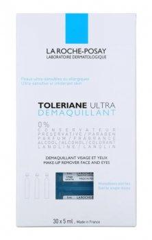 La Roche-Posay Toleriane засіб для зняття макіяжу з очей для чутливої та подразненої шкіри (30x5 мл)