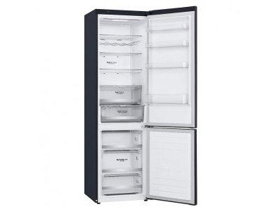 Холодильник з морозильною камерою LG GBB72MCDFN