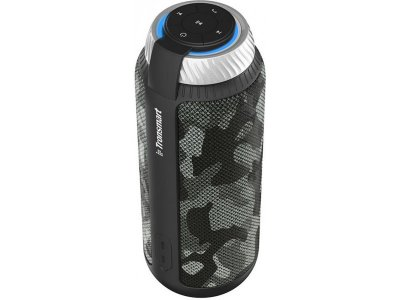 Портативна колонка Tronsmart Element T6 Grey Camouflage