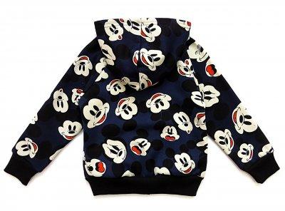 Теплая кофта Mickey Mouse Baby ya Темно-синяя 8020