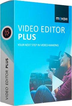 Movavi Відеоредактор Плюс 21 Персональна для 1 ПК (електронна ліцензія) (MovVEplus pers)