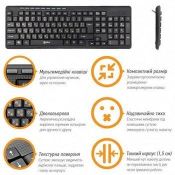 Дротова клавіатура Piko KB_108 (1283126467103)