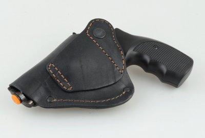 Кобура поясна Beneks револьвер зі скобою