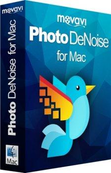 Movavi Photo DeNoise для Mac 1 Персональна для 1 ПК (електронна ліцензія) (MovPDN Mac pers)