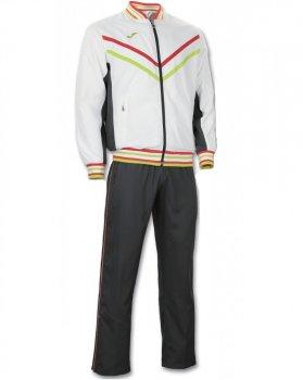 Спортивный костюм Joma Terra 100068.210 цвет: белый/серый