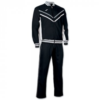 Спортивный костюм Joma Terra 100068.102 цвет: черный/белый
