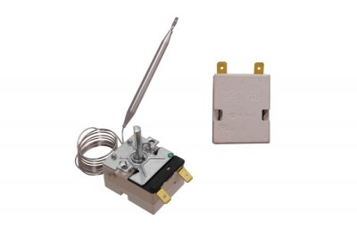 Термостат (терморегулятор) для бойлера, RGL400UN, EGO 55.13012.010 (30-85°C)