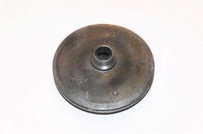 Крильчатка (робоче колесо) для насоса Агідель d=8/24/125, горбата