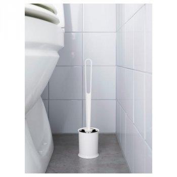 Щітка для унітазу IKEA TACKAN білий 403.243.14