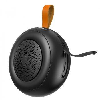 Портативна акустика Borofone BR10 Joyful Shine Sports Wireless Speaker Чорний