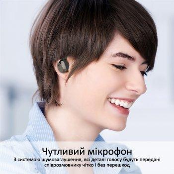 Bluetooth-гарнитура Promate Mod Black (mod.black)