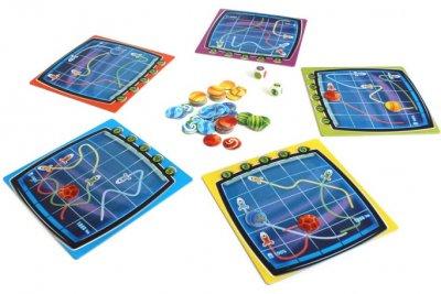 Настільна гра Tactic Подорож у космос (55686) (6416739556864)