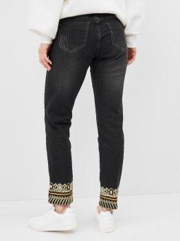 Джинсы Desigual 71D2JA7/5162 Черные джинс