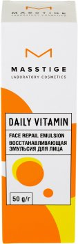 Восстанавливающая эмульсия для лица Masstige Daily Vitamin 50 г (4810371000150)