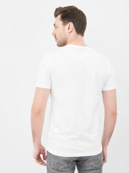 Футболка Calvin Klein Jeans Horizontal Ck Panel Tee J30J317165-YAF Bright White