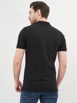 Поло Calvin Klein Jeans Horizontal Ck Panel Polo J30J317328-BEH Pvh Black