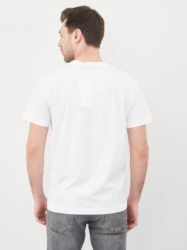 Футболка Calvin Klein Jeans Horizontal Ck Pocket Tee J30J317671-YAF Bright White