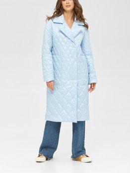 Пальто Mila Nova ПВ-238 Блакитне